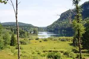 Lac d'Ilay, été 2014