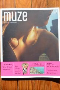 muze juillet/août/septembre 2014