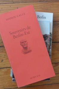 Souvenirs de Berlin-Est