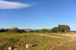 Empùrïès, nord de la ville romaine