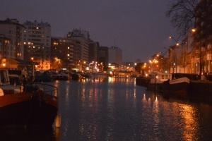 Canal du Midi, même heure