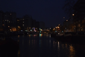 Canal du Midi, vingt heures