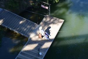 Pêcheur du dimanche