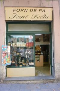 Pâtisserie-boulangerie, Girona (Cat.)