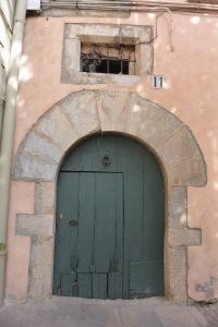 Porte, Gérone, vieille ville